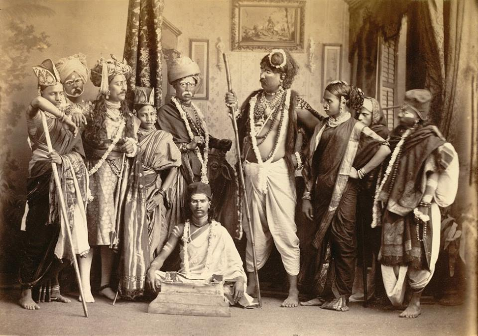 Image:Indian theatrical troupe bombay 1870s.jpg
